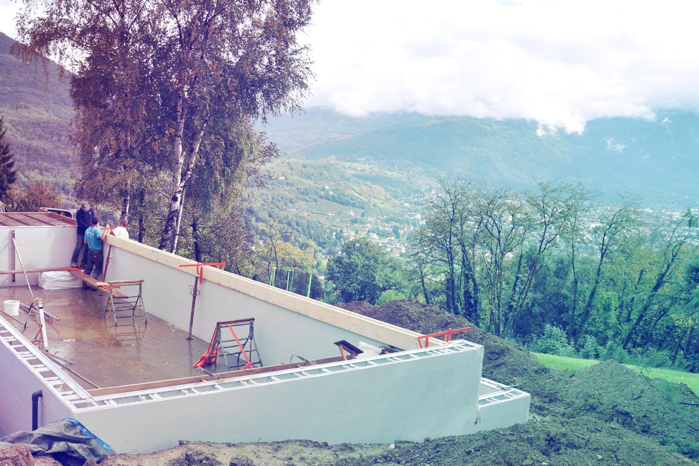Votre projet piscine clef en main terrassement for Construction piscine 79